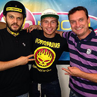 Junior a Marcel FunRádio
